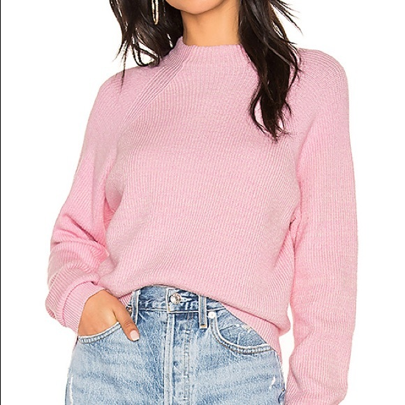 FREE PEOPLE Too Good Knit Sweater
